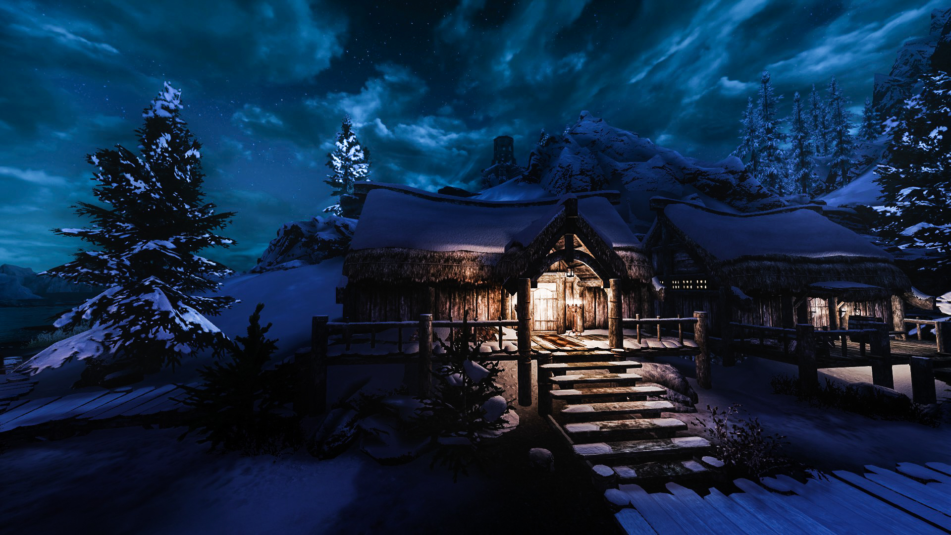 Abandoned Cottage, Dawnstar